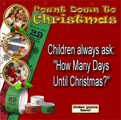 count down to christmas - How Many Days Christmas
